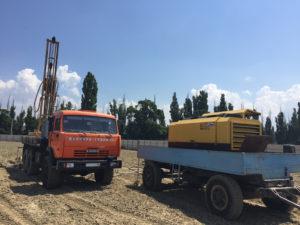 бурение скважин на воду в Севастополе, промывка скважин, прочистка скважин в Севастополе, бурение скважин в Крыму