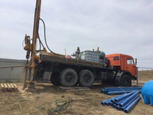 бурение скважин на воду в Севастополе, очистка скважин, промывка скважин в Севастополе, ремонт глубинных насосов,